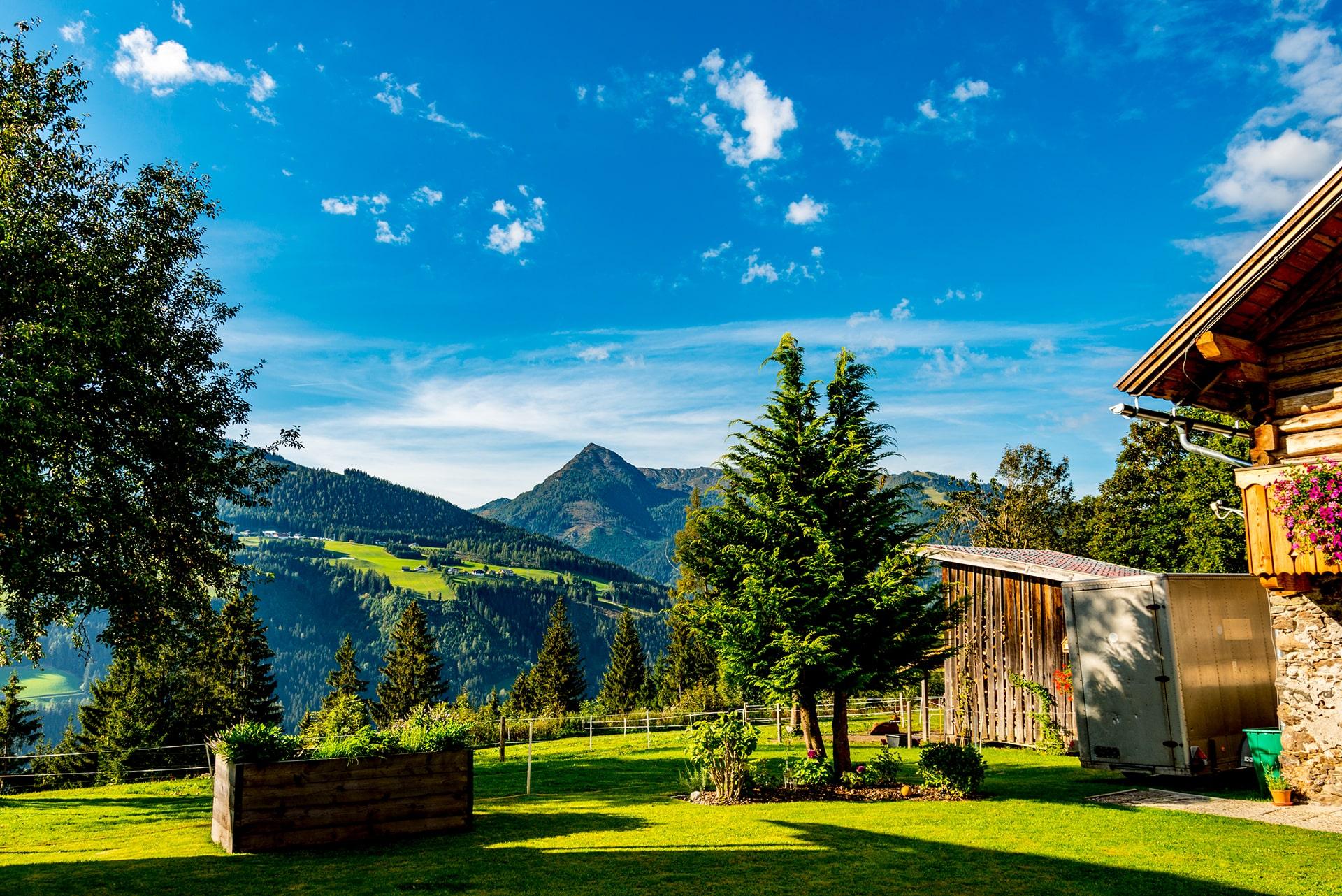 Sommerurlaub in der Ramsau am Dachstein